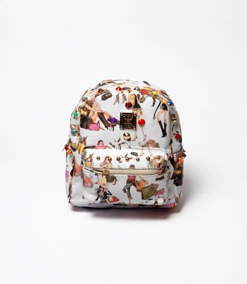 MCM Stylish Girl Mini Backpack
