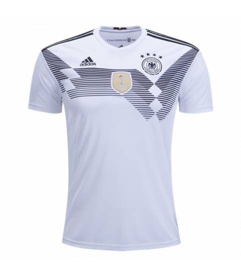 Germany Home Jersey World Cup 2018