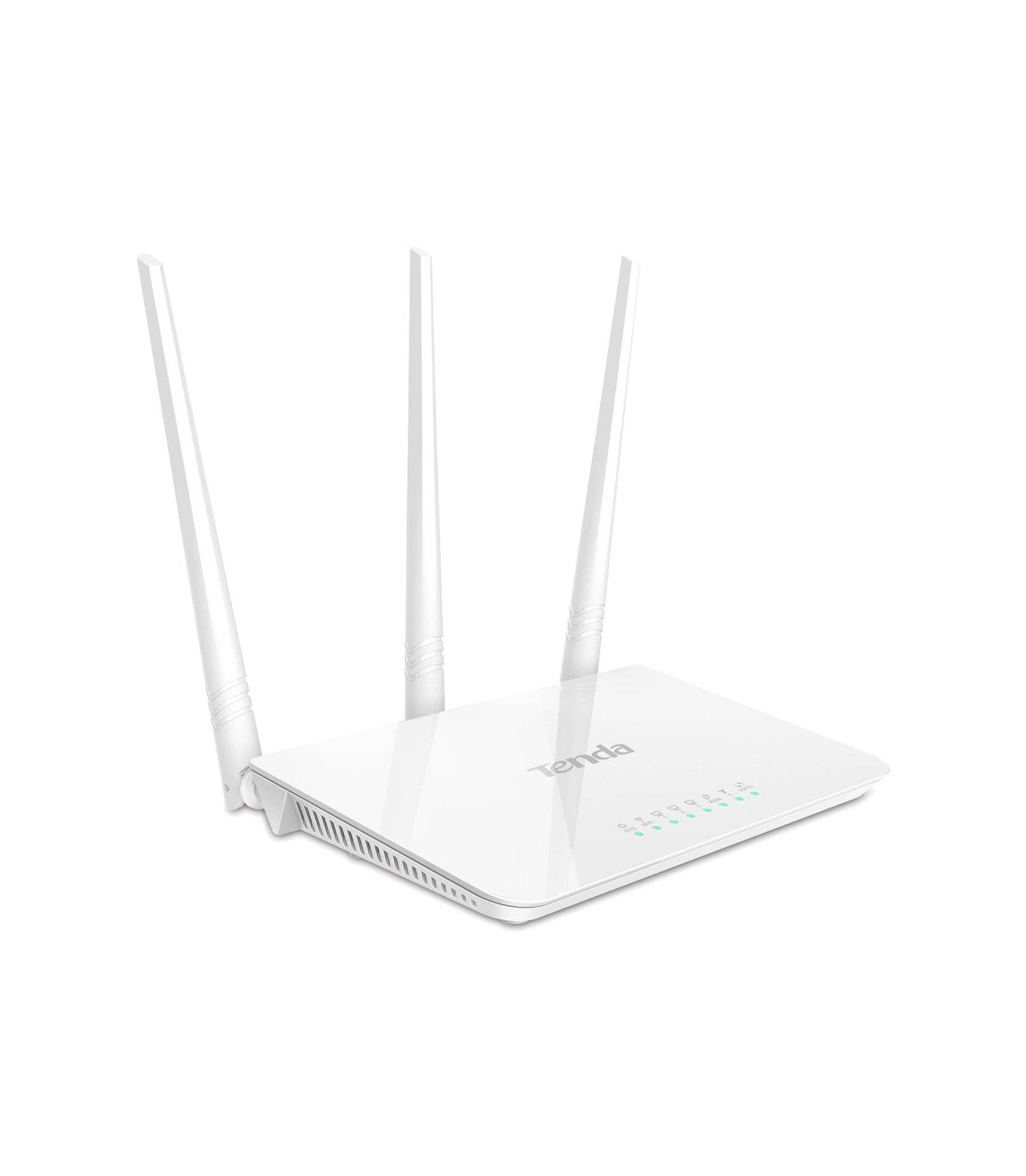 Buy Tenda F3 3 Antenna Router In Bangladesh Tp Link Tl Wr940n 300mbps Wireless N