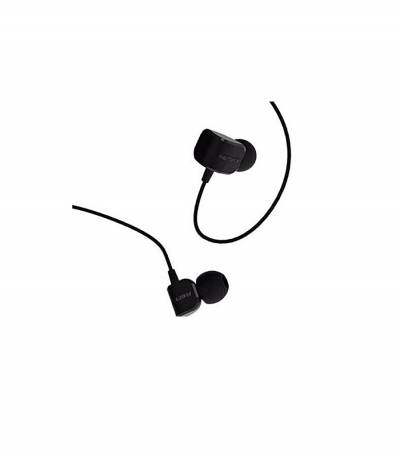 REMAX In-Ear Earphone RM-502 – Black