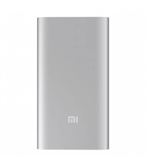 Xiaomi 5000 mAh Power Bank - Silver