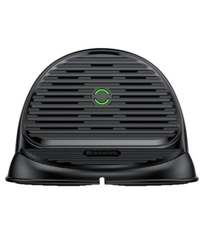 Baseus Desktop Wireless Fast Charger With 10W Radiating Fan