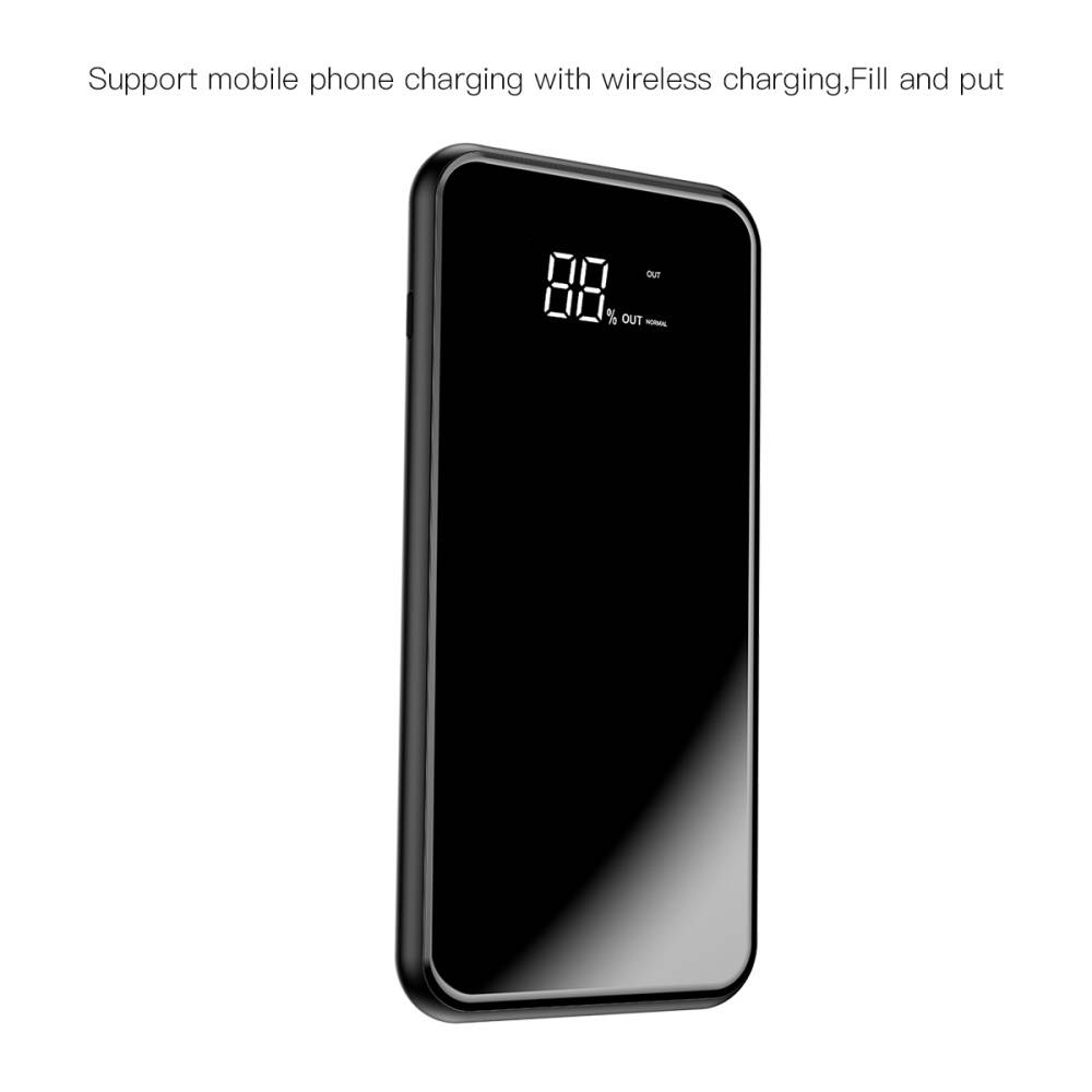 Buy Baseus Q2 Wireless Charger With Power Bank In Bangladesh Desktop