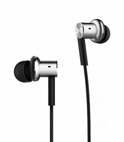 Mi In-Ear Headphones Silver Pro Hd