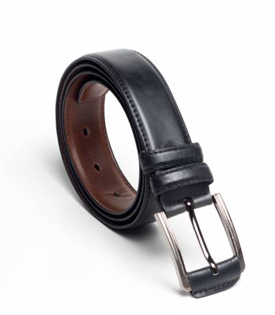 Buckle Black Belt