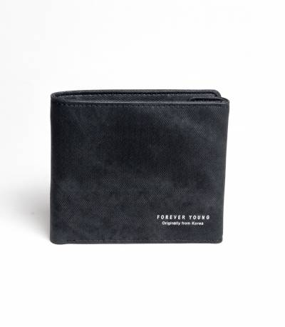 Forever Young Leather Wallet