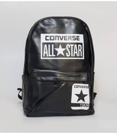 All Star Black Bagpack