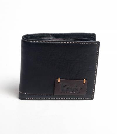 Kvais Black Wallet