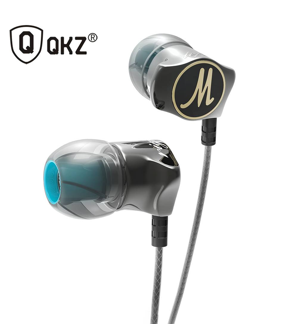 Buy Qkz Dm7 Zinc Alloy In Hifi Earphone Bangladesh Original Remax Rm S1 Pro Sport Ear