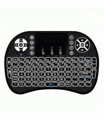 Mini Wireless Backlit Keyboard Mouse
