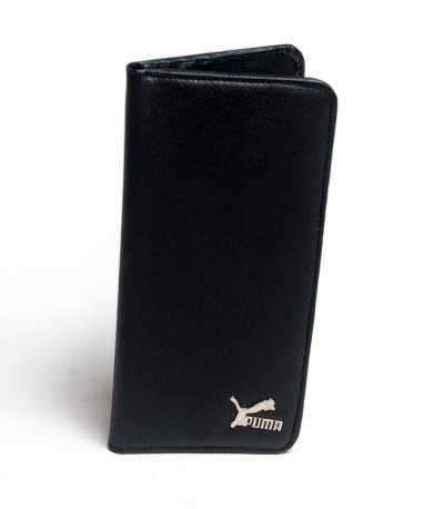 Puma Long Wallet Black