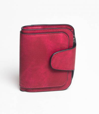 Forever Young Solid Pink Wallet