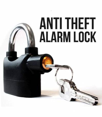 Security Alarm Lock Small Size