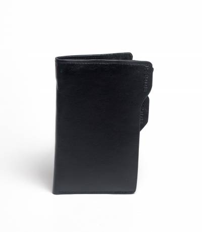 Boges Half Queater Wallet Black
