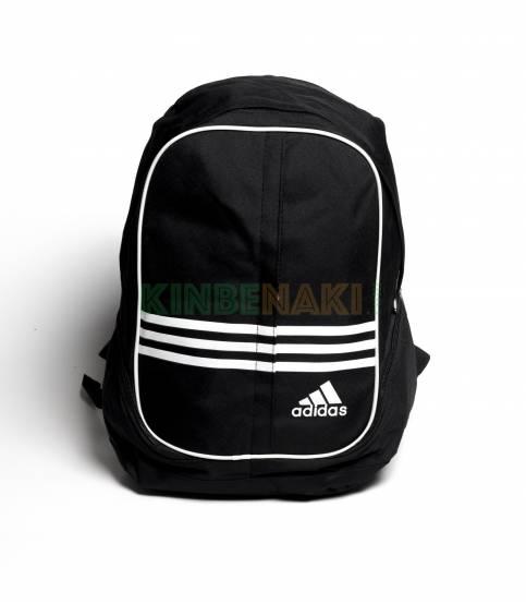 Adidas Black & Ash Color Backpack