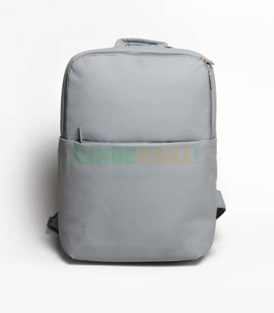 AVEC White Laptop Backpack