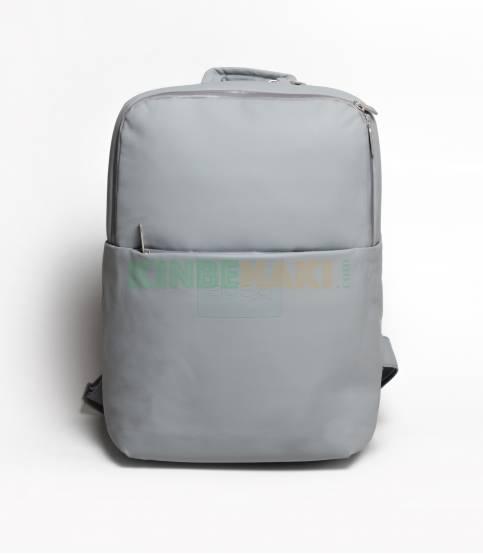 AVEC White Laptop Backpack