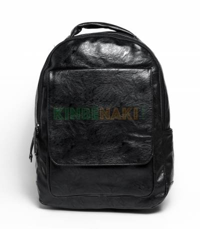 Ape Forest Hoodie Black Color Backpack