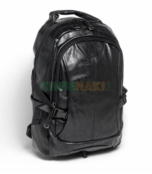 Ape Forest Multi Chain Black Color Backpack
