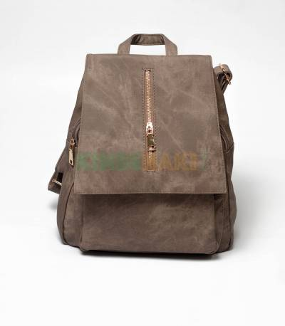 Denim Design khaki Girls Mini Backpack