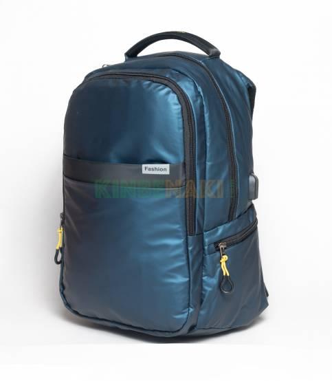 Fashion Sky-30W Blue USB Laptop Backpack