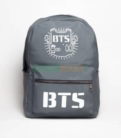BTS Parachute Fabric Ash Backpack