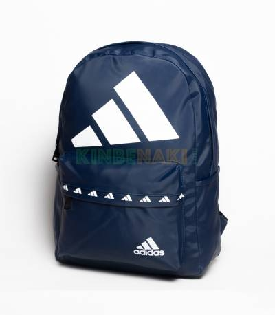 Adidas Big Logo Navy Backpack