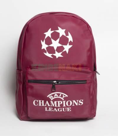 Champion League Maroon Backpack