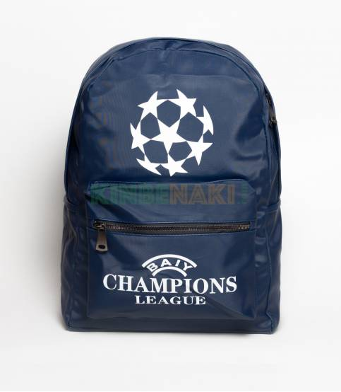 Champion Leauge Blue Backpack