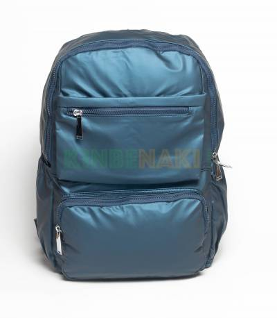 Fortune Multi Pocket Blue Color Backpack