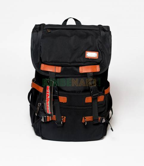 Wshihaom Black Backpack