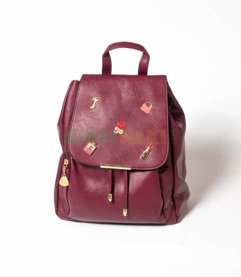 Lovely Girl Chocolate Mini Backpack