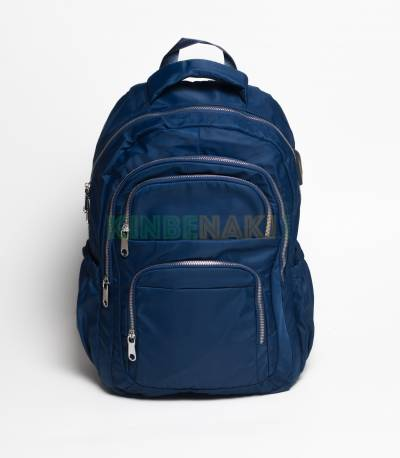 Fortune UEB Blue Color Laptop Backpack