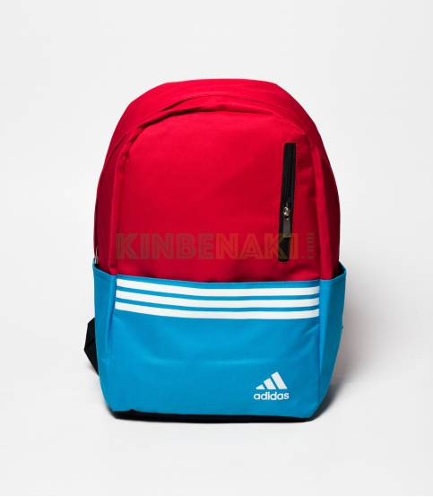 Buy Adidas Red Blue Backpack In Bangladesh