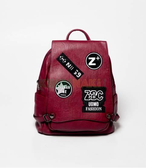 ZBC Maroon Mini Backpak