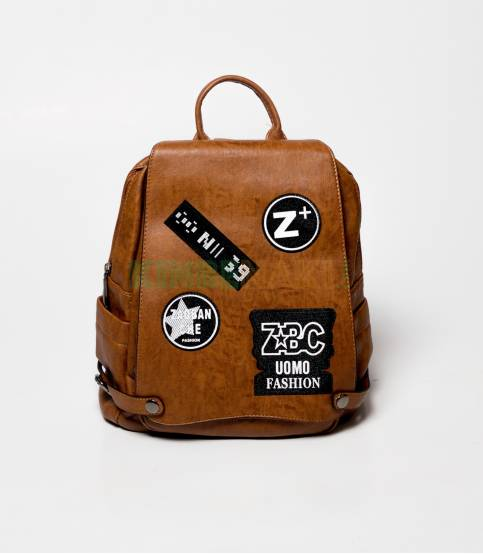 ZBC Brown Mini Backpack