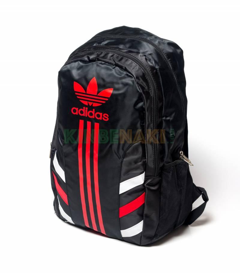 Árbol genealógico Gracias ganado  Buy 3-Stripes RED Adidas Black backpack In Bangladesh