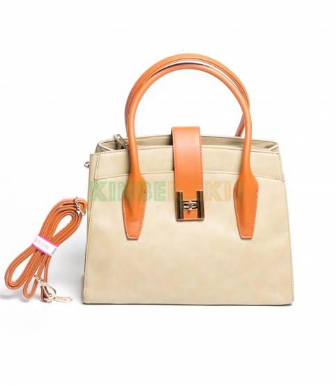 Susen Aopiya Dark Khaki Hand Bag