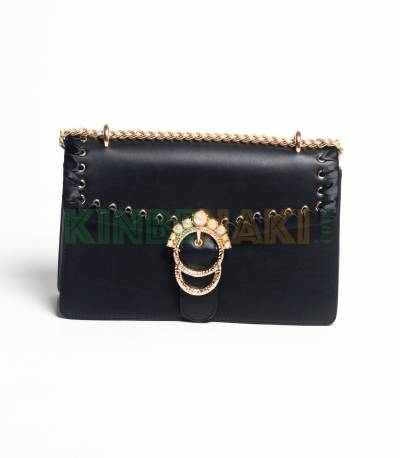 Susen Hand Purse Black Bag