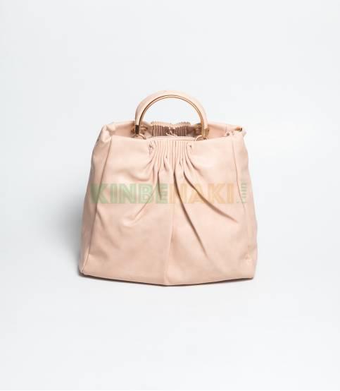 Fashion Ladies Cream Bag