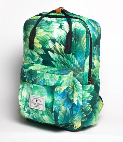 Forever Cultivate Green Backpack