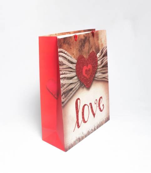 Valentine's Exclusive Shopping Bag V1