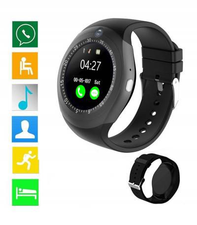 Y1S Smart Watch With Sim And Camera Feature