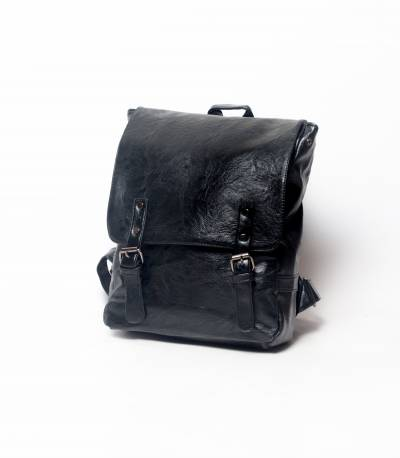 Fortune Official Black Backpack