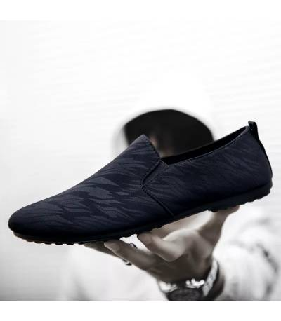 Men's Black Pyro Shoe