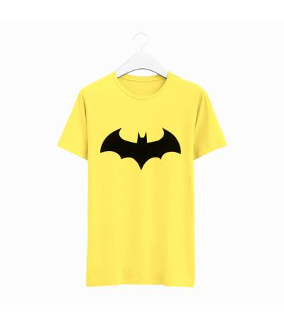 Yellow Batman T-Shirt