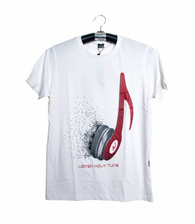Ravel White T-Shirt