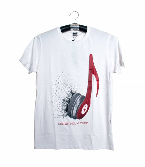 Ravel White T-Shirt