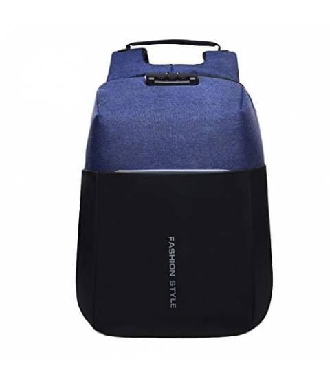 Fashion Style Anti-Theft Backpack With Lock