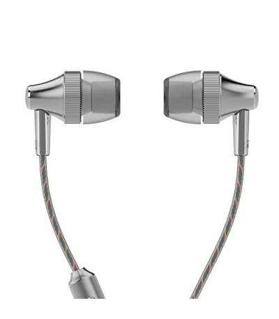 Uiisii Hm6 Metal Bass In Ear Earphone - Gold